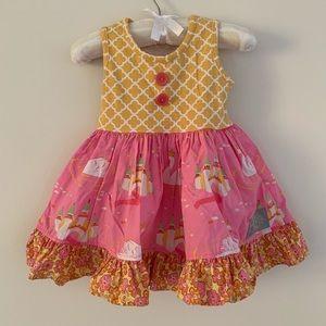 c4ba9e163695 Kids  Black Dots Work Dress on Poshmark